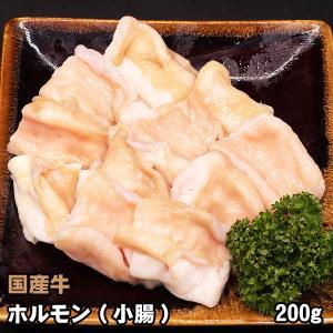 特盛 国産牛 ホルモン 小腸 1kg 牛肉  コテッチャン ホソ  牛ホルモン 焼肉 バーベキュー BBQ shikatameat