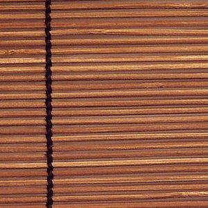 ロールスクリーン 遮光 既製品 竹製 サイズ 横幅88cm×高さ170cm B−167−BR|shikimonoya5o5o|02