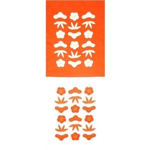 祝い文手拭い 紅白シリーズ 松竹梅 加藤萬 約30×35cm 綿100% 京友禅 お祝い お礼|shikisaikan