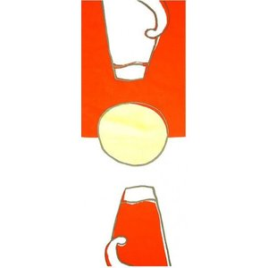 祝い文手拭い 紅白シリーズ 祝い冨士 約30×35cm 綿100% 京友禅 お祝い お礼|shikisaikan