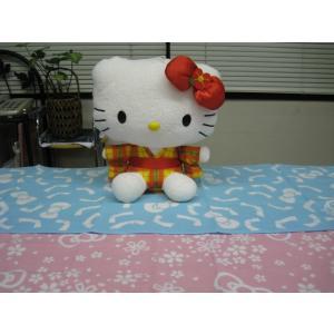 幸せ舞う桜キティリボン|shikisaikan