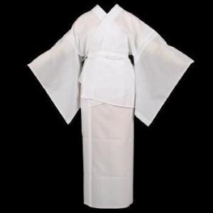 日本製 ローズカラー洗える二部式襦袢 白 ) お仕立て上がり品 3シーズン用 夏用LLサイズ|shikisaikan