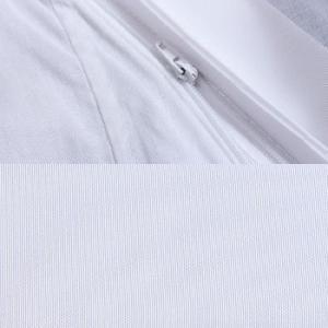 日本製 ローズカラー洗える二部式襦袢 白 ) お仕立て上がり品 3シーズン用 夏用LLサイズ shikisaikan 02