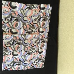 替え袖 うそつき袖 「衿秀」き楽っく専用 白地 ペーズリー袖マジック付 日本製 shikisaikan