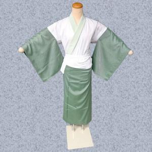 メンズ きっ楽 緑衫(ろくそう)  shikisaikan