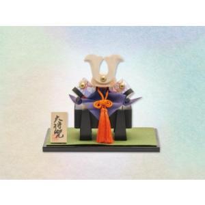 木製 一刀彫り五月人形(大将兜)送料無料ご注文前におとい合わせください|shikisaikan