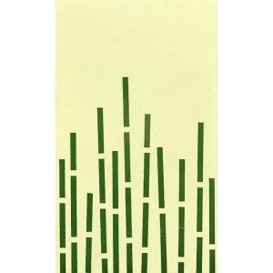 祝い文ポチ袋(祝袋)竹林(常盤緑) shikisaikan