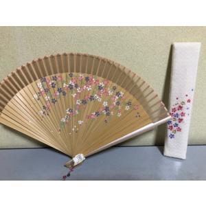 扇子 花ペンテ 桜|shikisaikan