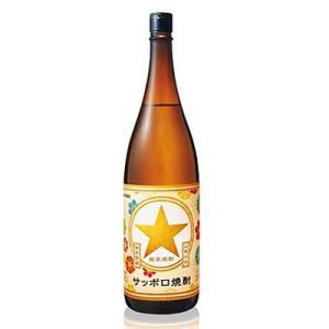 サッポロ焼酎 焼酎甲類 1800ml瓶 サッポロビール