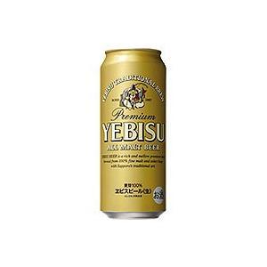 エビスビール 500ml缶 1箱(24缶入) サッポロビール