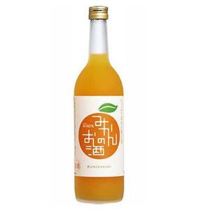 国盛 みかんのお酒 720ml瓶 中埜酒造