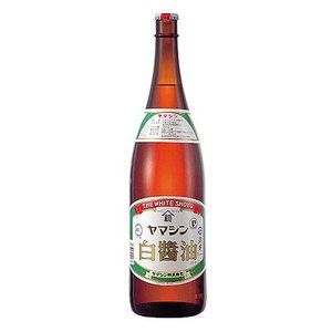 ヤマシン白醤油 1800ml(瓶) ヤマシン醸造