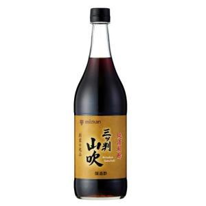 三ツ判山吹 (赤酢) 900ml瓶 ミツカン