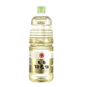 マルホン 太白(たいはく)胡麻油 1650gポリボトル 竹本油脂