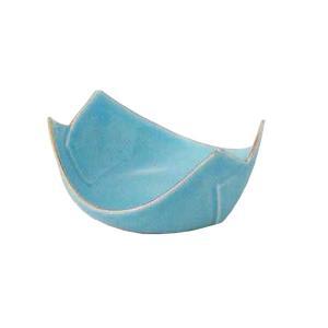 小鉢 舟型小鉢 口金青 おしゃれ 和食器 業務用 美濃焼 9b095-28|shikisaionline