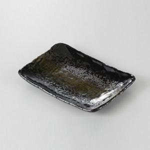 美濃焼のシンプルにして上品でもある焼物皿です。  サイズ:W16×D11×H2cm 材質:土物 美濃...