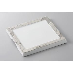 サイズ:W18×D17×H1.8cm 材質:磁器 美濃焼(日本製) ※食洗機 電子レンジ使用不可 ※...
