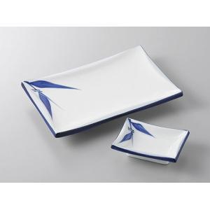 サイズ:焼物皿W20.5×D14×H3.2cm     小皿W9.3×D6.5×H2.8cm 材 質...