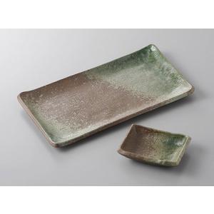 サイズ:7.0焼物皿W18.8×D12.6cm     小皿W9.2×D6.7cm 材 質:磁器 製...