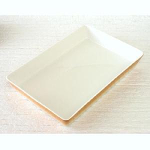 31.5cm角パッド オレンジ 業務用 美濃焼 k19325061|shikisaionline