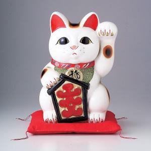 招き猫 大入猫10号 箱入り ギフト プレゼント 日本製|shikisaionline