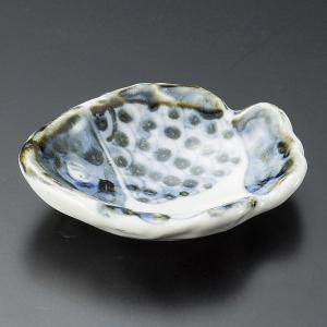 小皿 珍味 染付鯛小皿 手造り おしゃれ 業務用 和食器 美濃焼 9d14501-148|shikisaionline