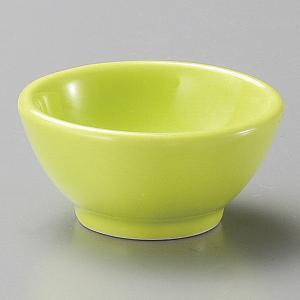 小鉢 珍味 ライムこつぶ茶碗 おしゃれ 業務用 和食器 美濃焼 9d15124-258 shikisaionline