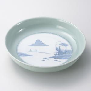 サイズ:W24.5×H5cm 材 質:磁器 製造国:日本製(有田焼)  ※電子レンジ 食洗機 使用可...