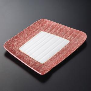 大皿 金彩のし型大皿 30.5cm 和食器 業務用 美濃焼 9d19809-148