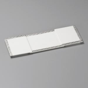 サイズ:W25.8×D10×H1.2cm 材質:磁器 製造国:美濃焼(日本製) 電子レンジ、食洗器使...