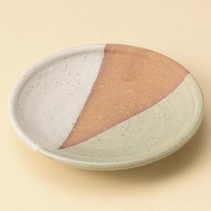 中皿 丸皿 美濃伊賀丸5寸皿 15.3cm フルーツ皿 和食器 業務用 美濃焼 9d32926-26...