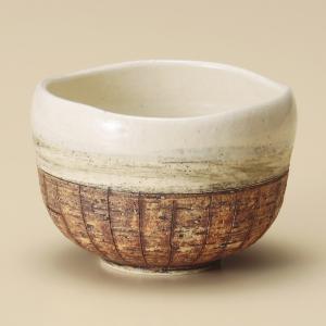 抹茶茶碗 火色十草大福碗 美濃焼|shikisaionline