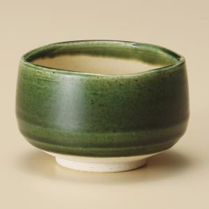 抹茶茶碗 織部抹茶碗 美濃焼|shikisaionline