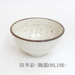 ご飯茶碗 白唐津手引3.6飯碗 和食器 美濃焼 業務用|shikisaionline