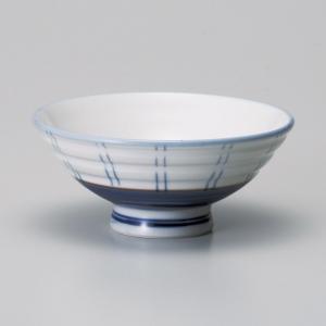 ご飯茶碗 二本刷毛目厚口中平飯碗 和食器 美濃焼 業務用|shikisaionline