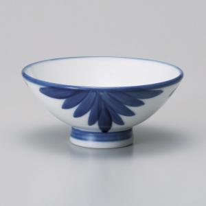 ご飯茶碗 大菊厚口中平飯碗 和食器 美濃焼 業務用|shikisaionline