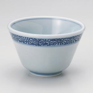湯呑み 湯飲み 湯のみ茶碗 タコ唐草反仙茶 有田焼 和食器 業務用 shikisaionline