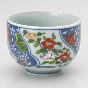 湯呑み 湯飲み 湯のみ茶碗 花流水仙茶 有田焼 和食器 業務用 shikisaionline