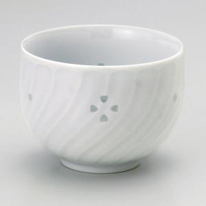 湯呑み 湯飲み 湯のみ茶碗 ホタルレリーフつぼ仙茶 有田焼 和食器 業務用 shikisaionline