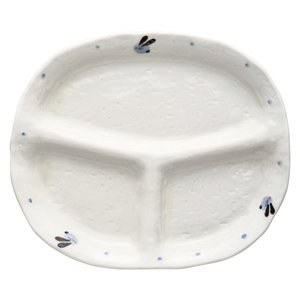 サイズ:W25.3×D21×H2cm 材質:磁器 美濃焼(日本製)  電子レンジ食洗器可 ※寸法・色...