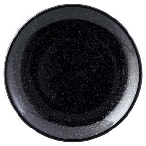 取り皿 15cm皿 黒 新中華 美濃焼 中華食器 業務用 shikisaionline