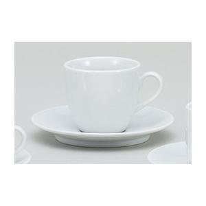 コーヒーカップソーサー アメリカン ホテルベーシック カフェ 食器 業務用 美濃焼 9a772-9-43g|shikisaionline