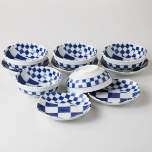 和食器 小皿 小鉢 10個セット 元禄小粋シリーズ 箱入り ギフト プレゼント 日本製|shikisaionline
