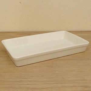 26cm角パッド 白 業務用 美濃焼 k935062|shikisaionline