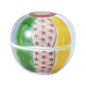 小鉢 蓋付珍味 風船 おしゃれ 和食器 美濃焼 業務用 9b095-01|shikisaionline