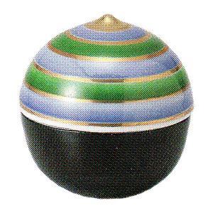 小鉢 蓋付珍味 駒筋栗型 おしゃれ 和食器 業務用 美濃焼 9b100-04