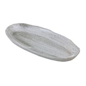 サイズ:W25.4×D13×H2.5cm 材質:土物 美濃焼(日本製)  電子レンジ・食器洗浄機/使...
