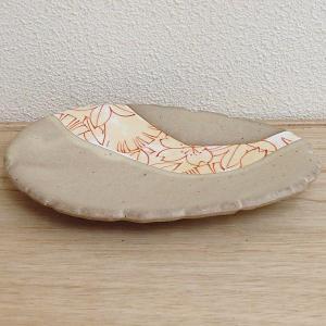 内容:取皿×1 サイズ:W17.7×D12.5×H1.7cm 材質:土物 日本製(美濃焼) 電子レン...