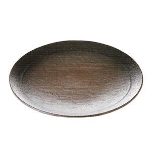 内容:和皿×1 サイズ:W25.7×H3.2cm 材質:土物 日本製(美濃焼) 電子レンジ、食洗器使...