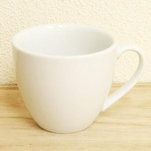 マグカップ 白 K 業務用 美濃焼 6b495-12